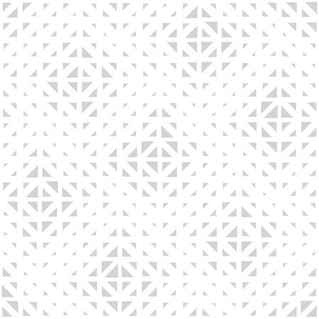 abstract seamless geometric triangle vector pattern, modern background texture, trendy fashion pillow design  イラスト・ベクター素材