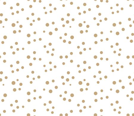 abstract geometric dot pattern for seamless background, simple minimalist graphic , retro decoration and fabric Çizim