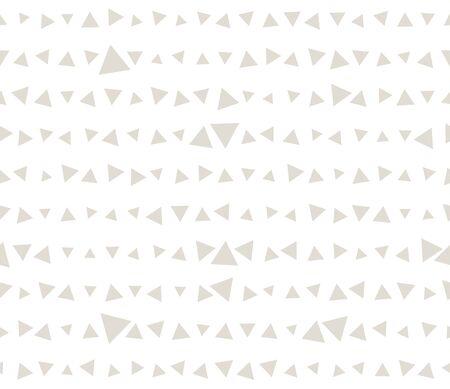Halftone geometric triangle pattern background Çizim