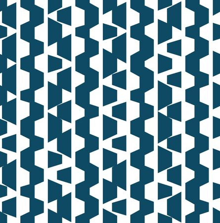 Modern geometric stripes pattern print design.