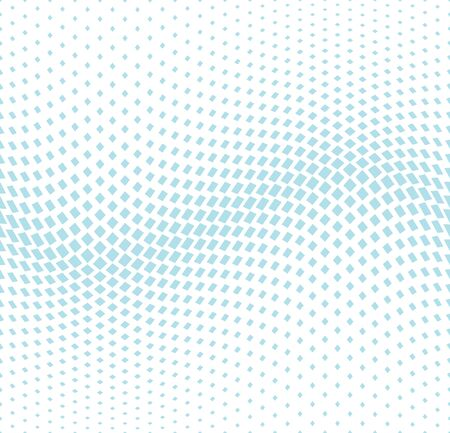 Modern halftone seamless background pattern