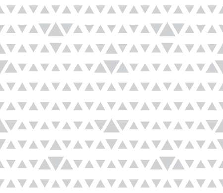 Halftone geometric triangle pattern background Stock Illustratie