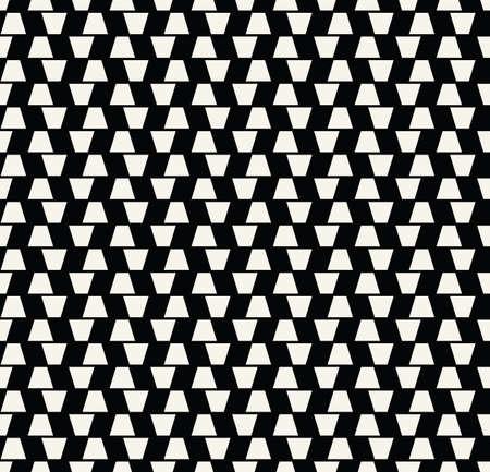 Seamless geometric background pattern print design.