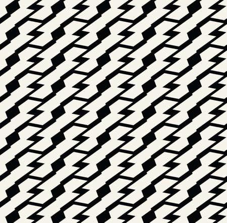 Modern geometric stripes pattern print design.