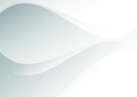Abstract white and grey background, modern style overlay, with space for design, text input.