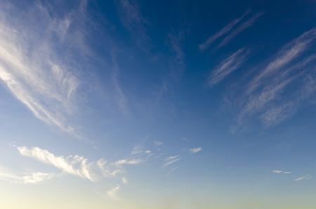 Twilight Sky sunset sunrise orange sky blue on background