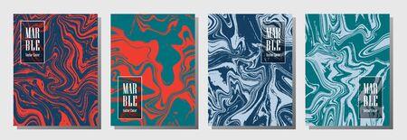 Set of minimalist graphic journal templates.