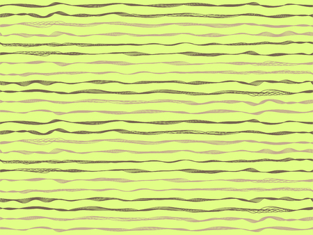Silk curved stripes vertical lines vector shirt pattern. Thin intersecting and parallel bent lines, curve wavy ribbons clothing fabric. Çizim