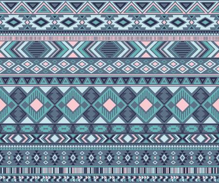 Navajo american indian pattern tribal ethnic motifs geometric vector background. Bohemian native american tribal motifs clothing fabric ethnic traditional design. Navajo symbols clothes pattern.