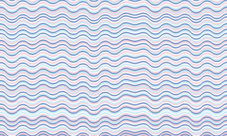 Vintage wavy stripes background. Waves, curve lines ripple texture. Card background pattern vector. Curved stripes wavy ribbons vector. Colorful wave ripple line art.