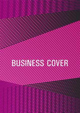 Brochure cover page layout halftone vector design. Advertising publication backdrop. Party invitation flyer cool background. Marketing brochure cover design. Presentation elegant leaflet.