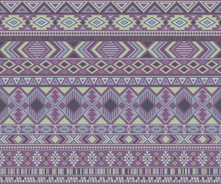 Navajo american indian pattern tribal ethnic motifs geometric vector background. Graphic native american tribal motifs clothing fabric ethnic traditional design. Navajo symbols fabric pattern. 스톡 콘텐츠 - 127309923