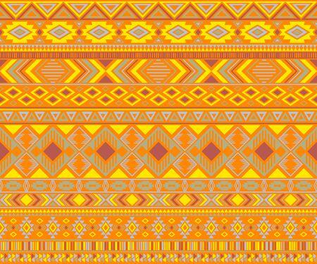 Peruvian american indian pattern tribal ethnic motifs geometric vector background. Cool native american tribal motifs clothing fabric ethnic traditional design. Navajo symbols clothes print.