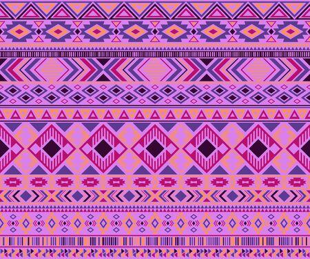 Peruvian american indian pattern tribal ethnic motifs geometric vector background. Bohemian native american tribal motifs clothing fabric ethnic traditional design. Navajo symbols fabric print.