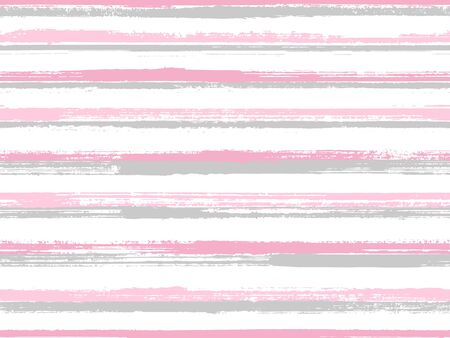 Casual stripes interior wallpaper seamless pattern. Dry ink art lines background. Interior tablecloth or wallpaper stripes print design. Simple backdrop grafitti. Original decor lines pattern.