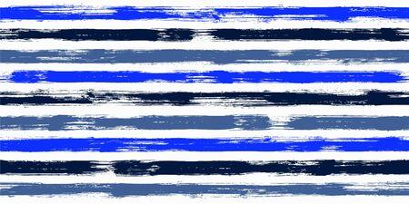 Creative watercolor brush stripes seamless pattern. and paintbrush lines horizontal seamless texture for background. Hand drown paint strokes graffiti artwork. For illustration. Vektoros illusztráció