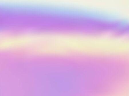 Neon holographic paper fluid gradient backdrop. Refulgent iridescent mermaid background. Liquid colors neon background.