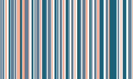 Brindle vertical parallel stripes seamless geometric pattern. Modern summer vertical lines stripes endless ornament. Geometric textile print.