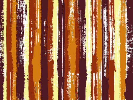 Watercolor strips seamless vector background. Brush stroke lines messy backdrop print pattern. Distress texture ornament sample swatch. Striped tablecloth textile print.