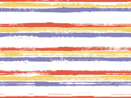 Casual stripes interior wallpaper seamless pattern. Modern sketch graphics. Interior tablecloth or wallpaper stripes print design. Original decor lines pattern. Retro background with lines texture.