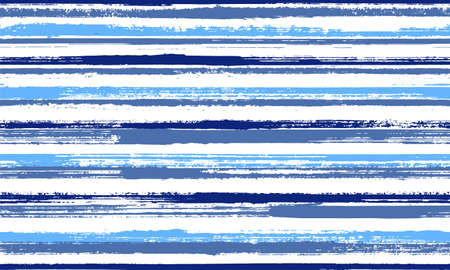 Pain thin straight lines vector seamless pattern. Traditional cotton fabric print design. Retro geometric straight lines, stripes background swatch. Repeatable pattern.