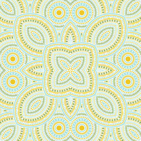 Subtle moroccan zellige tile seamless pattern. Ethnic geometric vector swatch. Plaid print design. Stylish moroccan zellige tilework recurrent pattern. Wall decoration template.