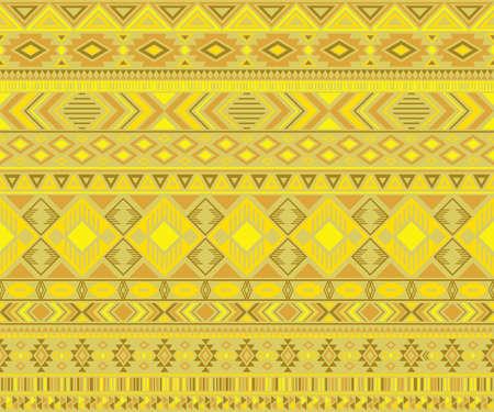 Navajo american indian pattern tribal ethnic motifs geometric seamless background. Modern native american tribal motifs clothing fabric ethnic traditional design. Peruvian folk fashion.