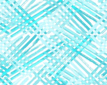 Artistic paint wallpaper vector design. Brush strokes streaks multicolor sketch. Acrylic paint retro texture.