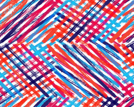 Modern gouache backdrop vector illustration. Иллюстрация