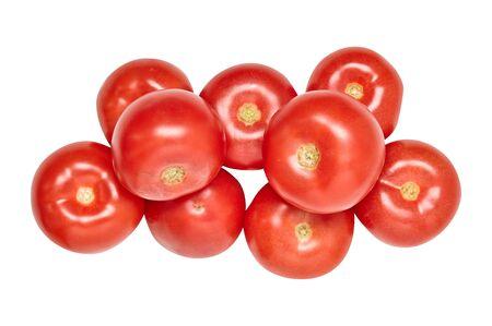 A tomato.