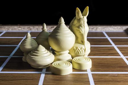 battle plan: Thai Chess
