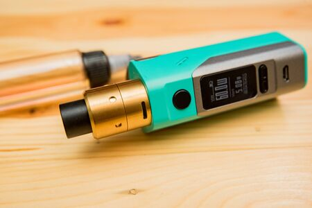background e cigarette: vape, e cigarette