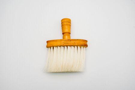 hair brush, haircut accessories Stock Photo