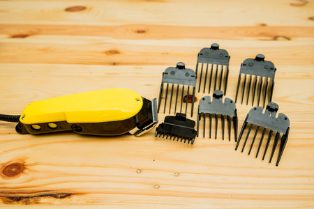 barber: clippers, hair clippers Stock Photo
