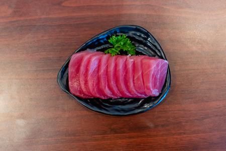Maguro Sashimi, Japan food Stock Photo