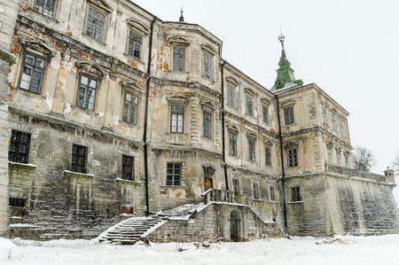 ukraine: Pidhirtsi Castle, Ukraine