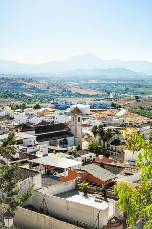 townhall: Cartama, Andalusia, Spain Stock Photo