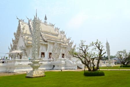 Wat Rong Khun Thailand art photo