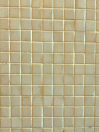 tile: Old tile wall Stock Photo
