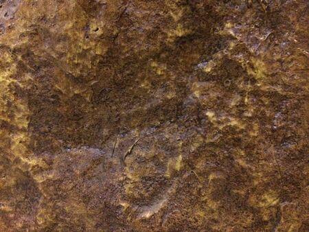 closeup: Rock texture