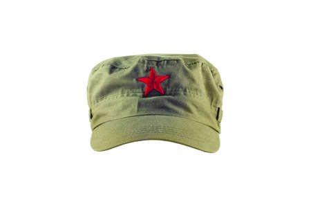chinese soldier hat