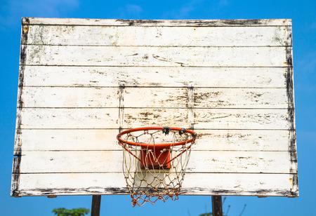 Basketball Shooting keys old Banco de Imagens