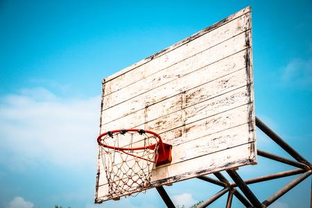 Basketball Shooting keys old Imagens - 23344966