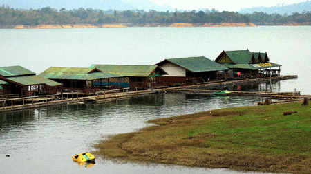 raft: Raft Kanchanaburi Thailand