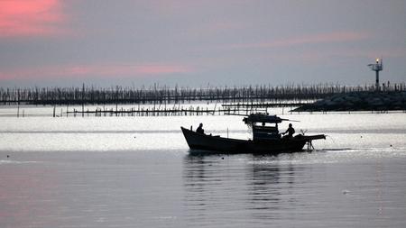thialand: fishing boat thialand