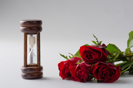 Time of life with roses