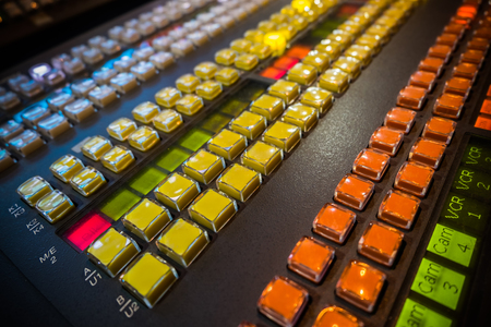 switcher: Video mixer,switcher TV station