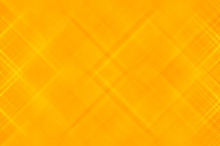 yellow art: Abstract diagonal lines with orange background