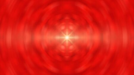 emanate: Red circle abstract for a background.