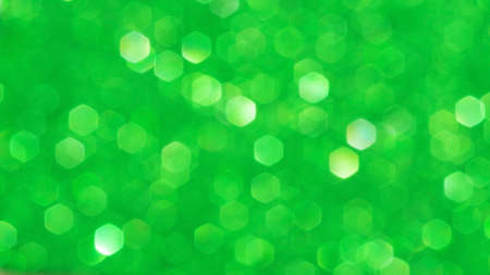 Green bokeh for a background. Standard-Bild